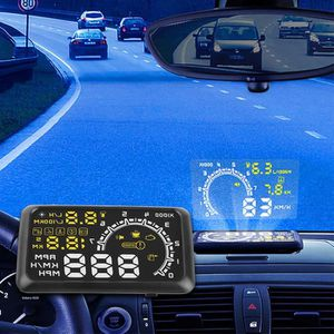 COMPTEUR Universal HUD Head Up Display Avertissement  de GP