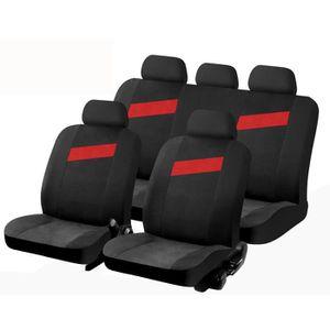 Siège-auto Housses Chevrolet Orlando à partir de 10 7-sièges Noir voitures déjà référence Siège-auto