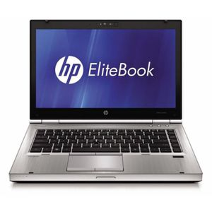 ORDINATEUR PORTABLE HP EliteBook 8460P - 4Go - 250Go