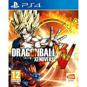 JEU PS4 Dragon Ball Xenoverse Jeu PS4(UK version)