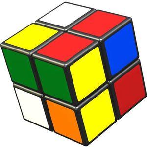 CASSE-TÊTE WINGAMES Rubik's Cube 2x2 Advanced Rotation