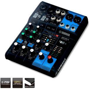 TABLE DE MIXAGE Yamaha MG06X - Table de mixage 6 canaux avec effet
