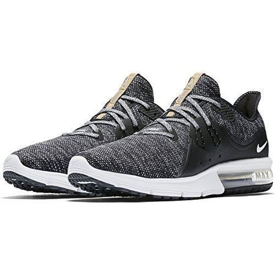 Nike Air Max Sequent 3 Hommes Chaussures de course BGQZB Taille-41 ...