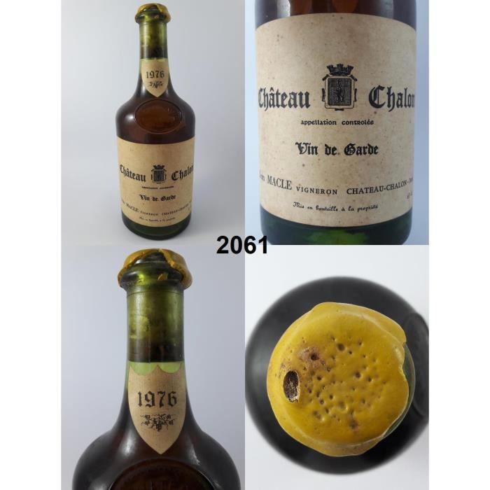 Château Chalon - Jean Macle 1976 - N° : 2061, Château-Chalon, Blanc