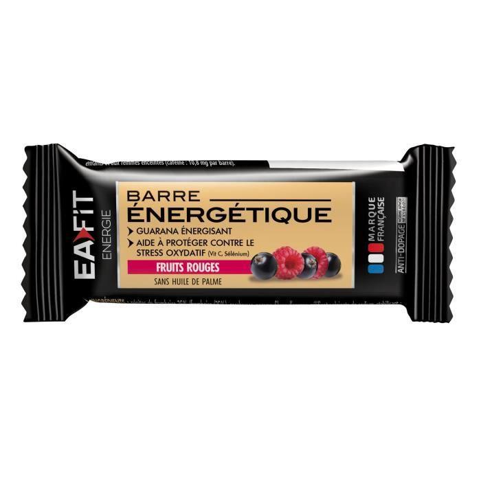 EAFIT Barre énergétique Fruits rouges - 30 g