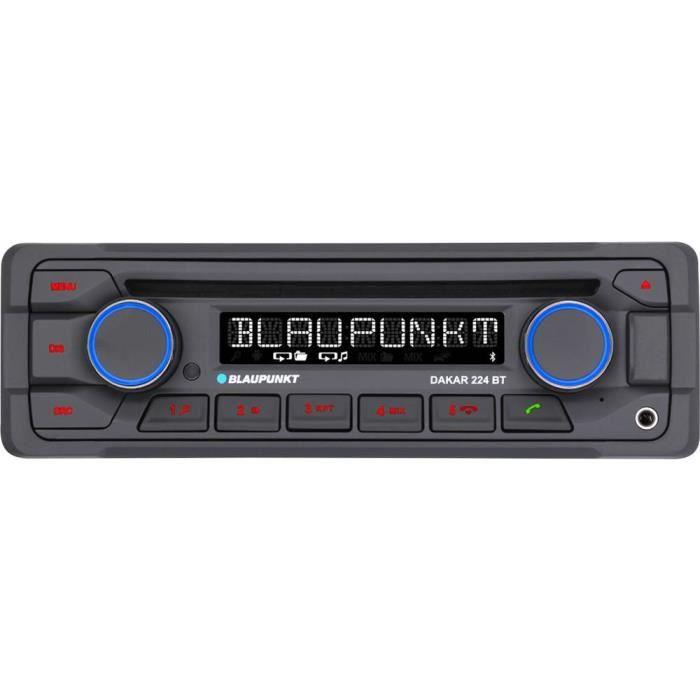 Autoradio Blaupunkt Dakar 224 BT 2001017123490 1 pc(s)