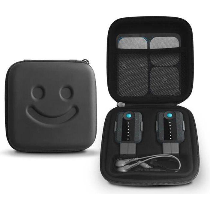 2x Électrostimulateurs Connectés Soin Relaxation Renforcement Duo Sport Bluetens