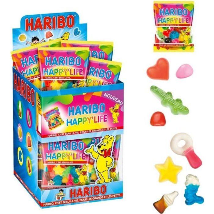 Mini Sachet de Happy life bonbon Haribo