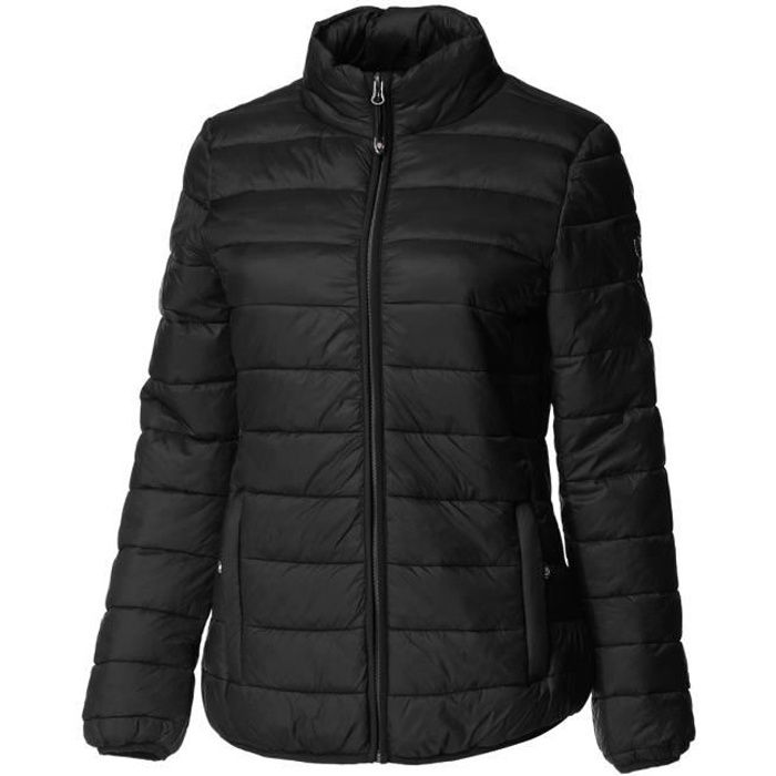 GEOGRAPHICAL NORWAY Doudoune Areca Basic 001 + BS - Femme - Noir