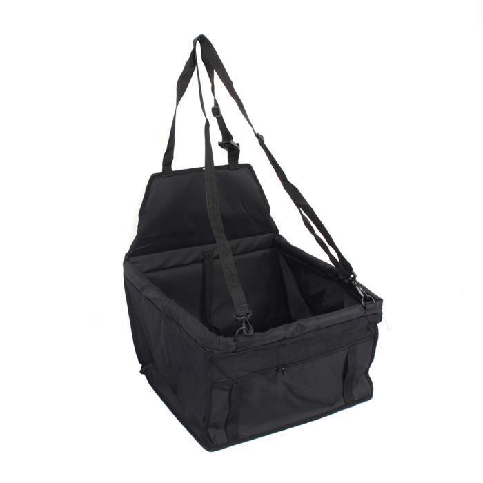 Pliant étanche pour chien de compagnie chat siège auto sac sûr sac de voyage sac à main 4 couleurs BOH10