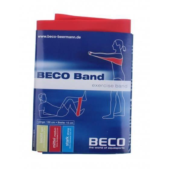CLÉ USB Beco ruban de résistance rouge moyen 150 cm