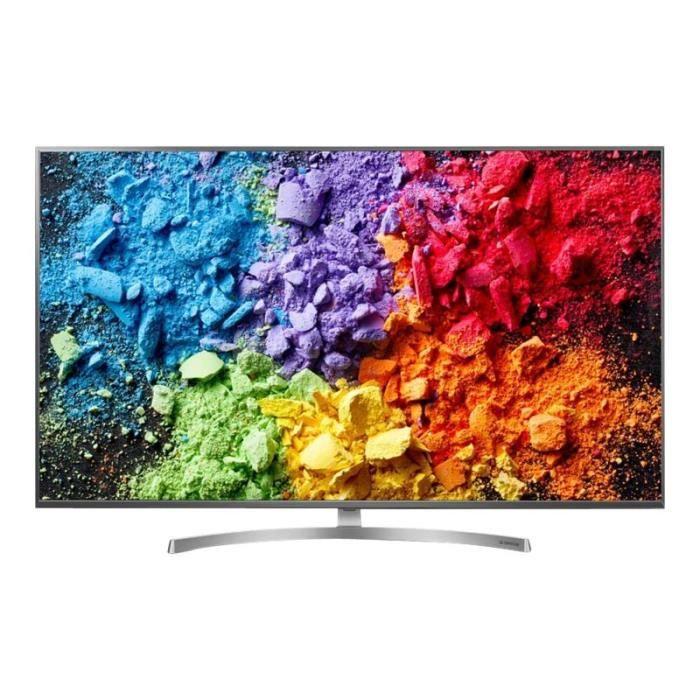 "Téléviseur LED LG 65SK8100PLA Classe 65"" TV LED Smart TV webOS, T"