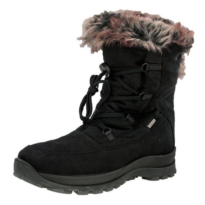 Bottes neige Romika Alaska 02 87 Noir Achat Vente