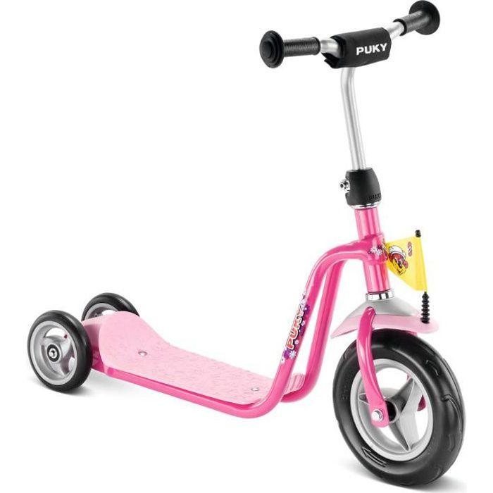 Puky R1 - Trottinette Enfant - rose