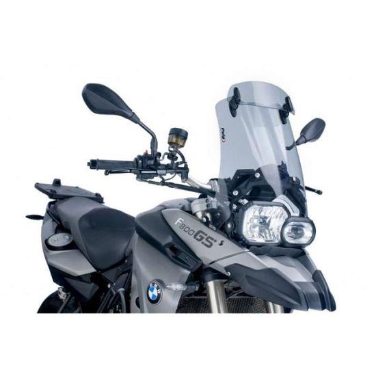 Deflecteur pour BMW C Evolution Puig Clip-On Spoiler clair