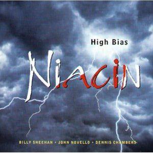 CD POP ROCK - INDÉ Niacin - High Bias