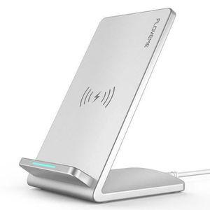 CHARGEUR TÉLÉPHONE SHA Qi Chargeur Sans Fil Samsung; Chargeur Inducti