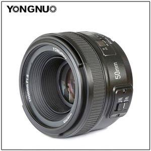 OBJECTIF Objectif YONGNUO 50mm YN50mm F1.8N à grande ouvert