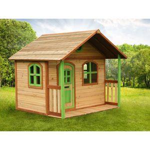 MAISONNETTE EXTÉRIEURE AXi Maison pour enfant MILAN - Cabane en bois - 1.