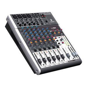 TABLE DE MIXAGE BEHRINGER XENYX 1204USB - Console de mixage