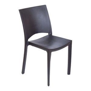 FAUTEUIL JARDIN  GREEN BOHEME chaise de jardin Cocco - En Polypropy