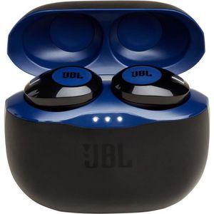 CASQUE - ÉCOUTEURS JBL Tune120TWS Bleu - Ecouteurs sans aucun fil