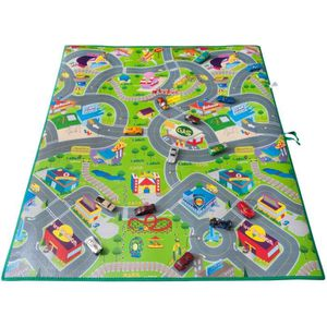 tapis circuit voiture enfant achat vente jeux et. Black Bedroom Furniture Sets. Home Design Ideas