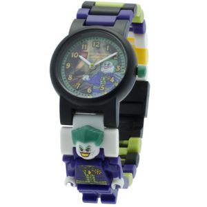 MONTRE LEGO DC Super Heroes The Joker- 9001239 - Montre E