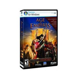 JEU PC MICROSOFT Age of Empires III: Complete Collection