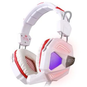 CASQUE AVEC MICROPHONE Casque G5200 7.1 Surround Sound Computer Gaming He