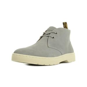 BOTTINE Boots Dr Martens Cabrillo Hi Suede Wp Mid Grey