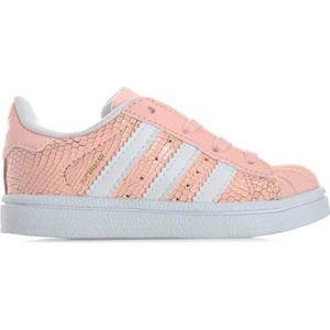 Baskets adidas Originals Superstar Reptile pour fille en