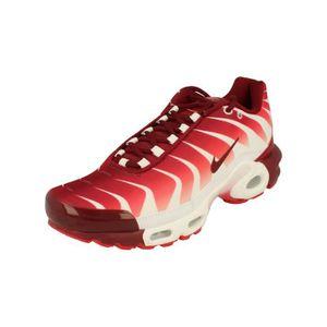 BASKET Nike Air Max Plus Tn Se Hommes Running Trainers Aq