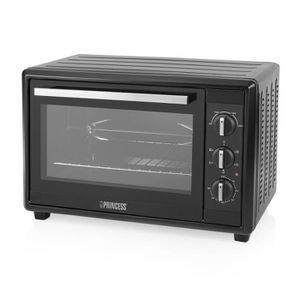MINI-FOUR - RÔTISSOIRE PRINCESS 01.112750.01.001 Mini-four grill - 35 L -