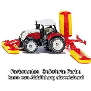 VOITURE - CAMION SIKU Tracteur et Faucheuse - Véhicule Miniature