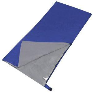 SAC DE COUCHAGE Sac de couchage rectangulaire léger 1 personne Ble