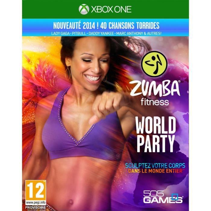 Zumba World Party Jeu XBOX One