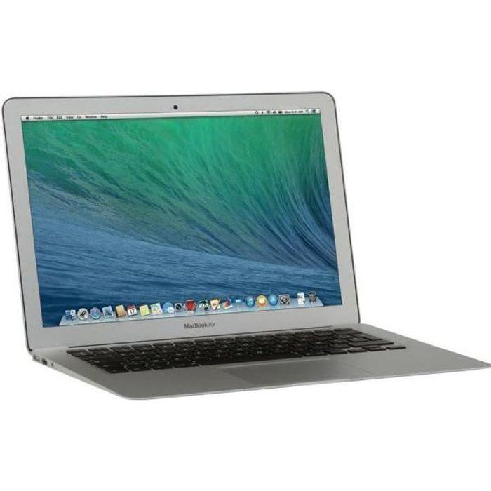 APPLE Macbook Air 13'' i5 1.4Ghz 128Go (Z0NZ)