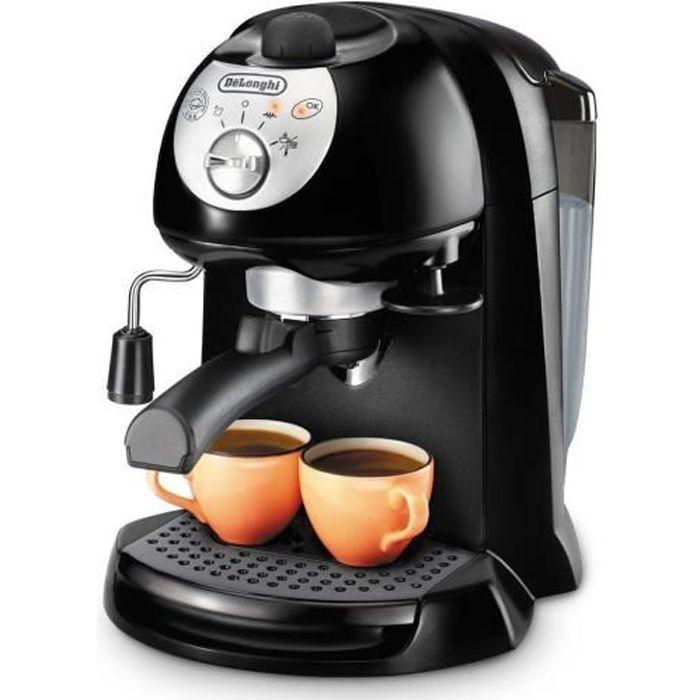 machine à café 'express CAFFE' DELONGHI EC201CDB