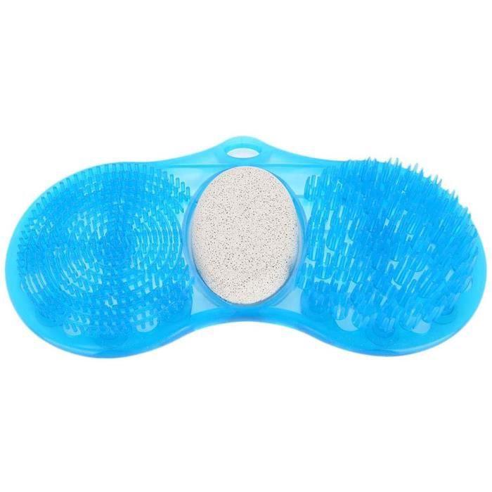 Masseurs pour les pieds Tapis De Massage Pour Les Pieds Bain Douche Ponce Gommage Exfoliant Nettoyant Pieds 349914