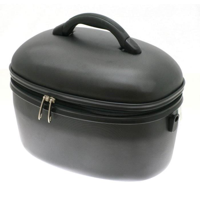 Vanity case rigide Davidt's ABS Black 38 cm