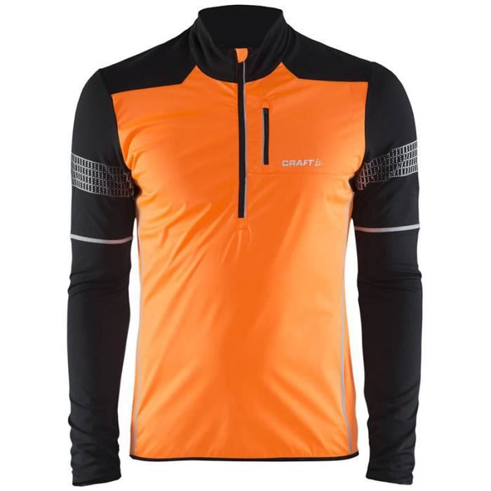 Craft - Maillot Brilliant 2.0 Thermal Coupe Vent M