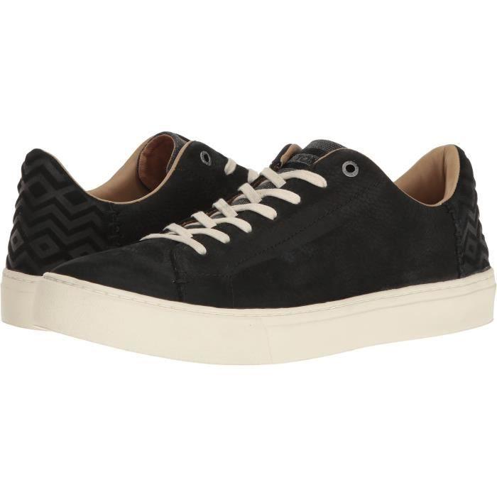 Chausson De Plongee TOMS G035Y Lenox cuir hommes cheville haute Sneaker Fashion Taille-48