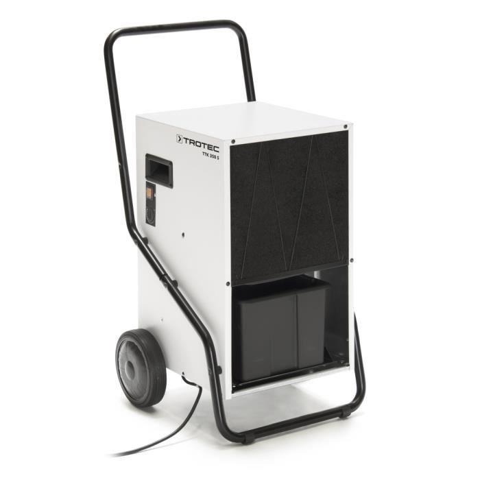 TROTEC TTK 350 S Déshumidificateur (70 l/j) pour 180 m² max.