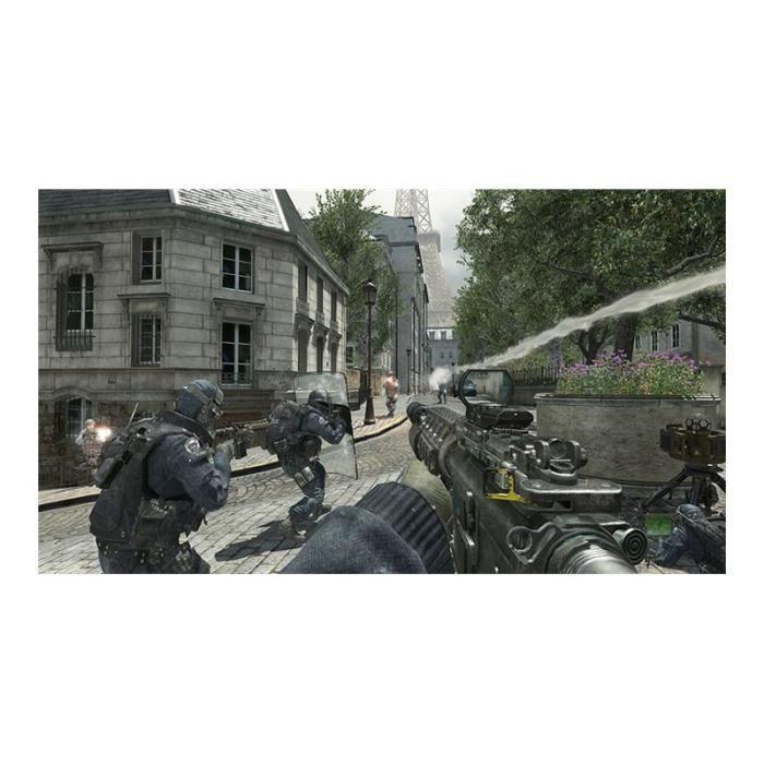 Call Of Duty Modern Warfare 3 Wii Allemand Achat Vente Jeu Wii