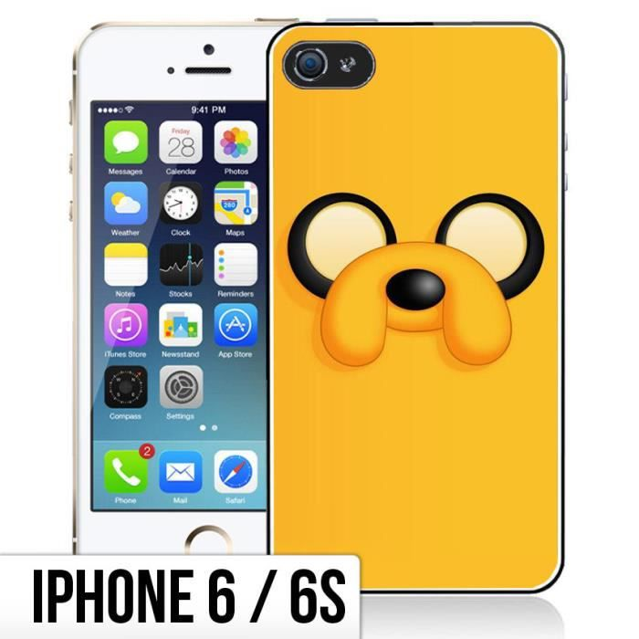 coque iphone 6 adventure time