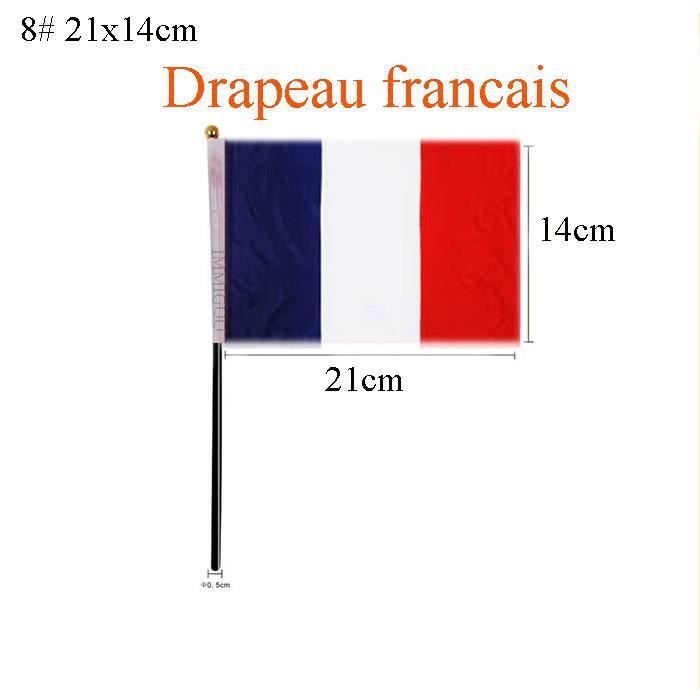 drapeau francais achat vente pas cher cdiscount. Black Bedroom Furniture Sets. Home Design Ideas