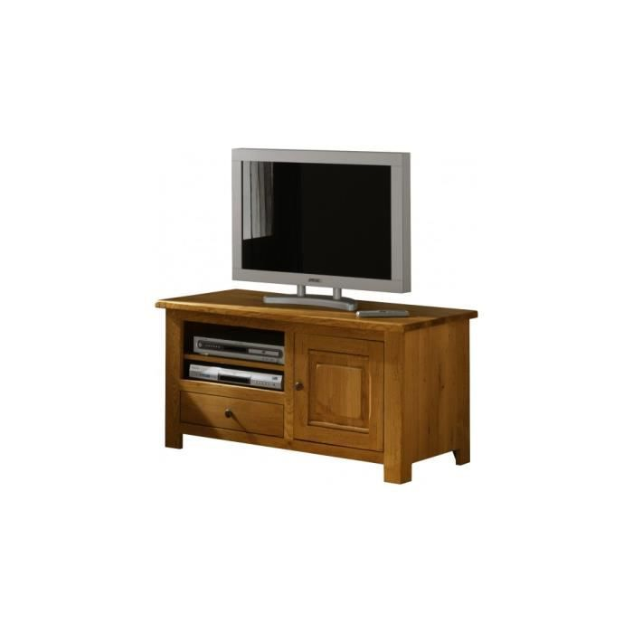 meuble tv hifi lcd plasma ch ne 1 porte 1 tiroir achat vente meuble tv meuble tv hifi. Black Bedroom Furniture Sets. Home Design Ideas