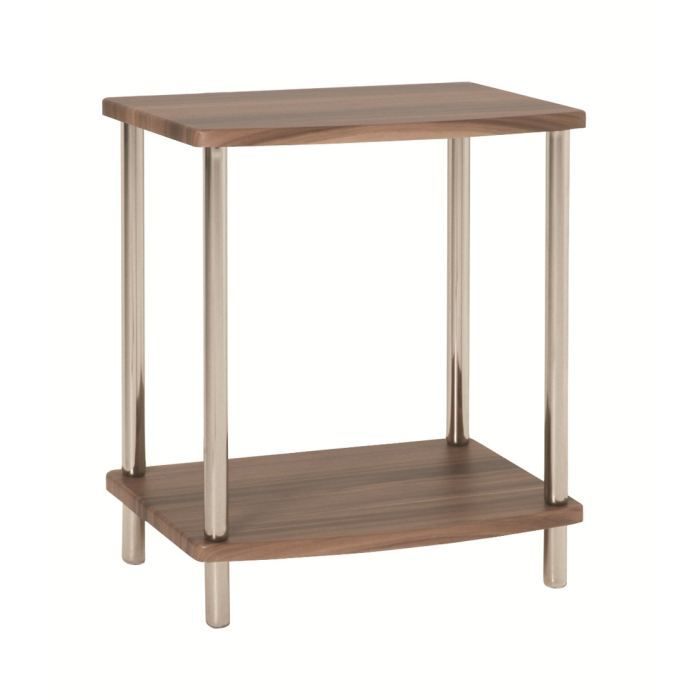 petite table d 39 appoint swithome tanah inox et salon