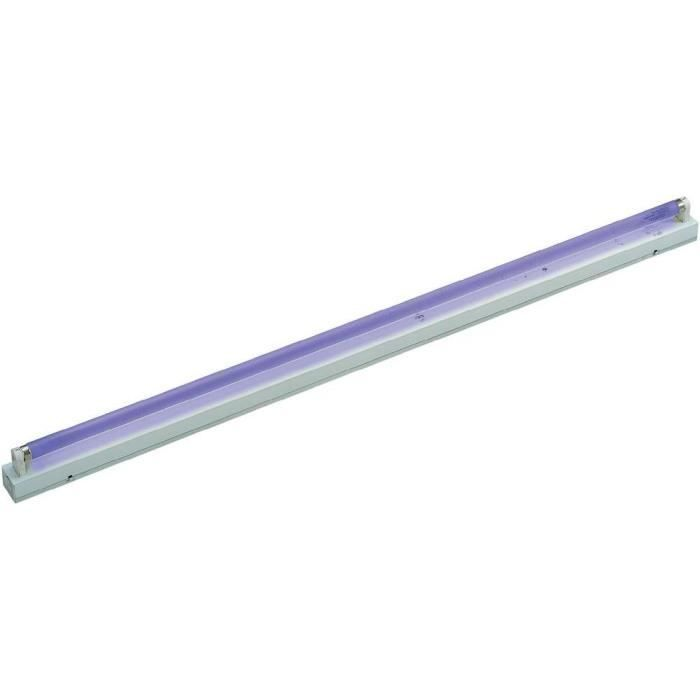 tube fluorescent 120 cm 36w bleu achat vente tube lumineux cdiscount. Black Bedroom Furniture Sets. Home Design Ideas